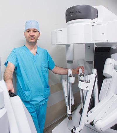 Robotik cerrahi nedir? Avantajları nelerdir?